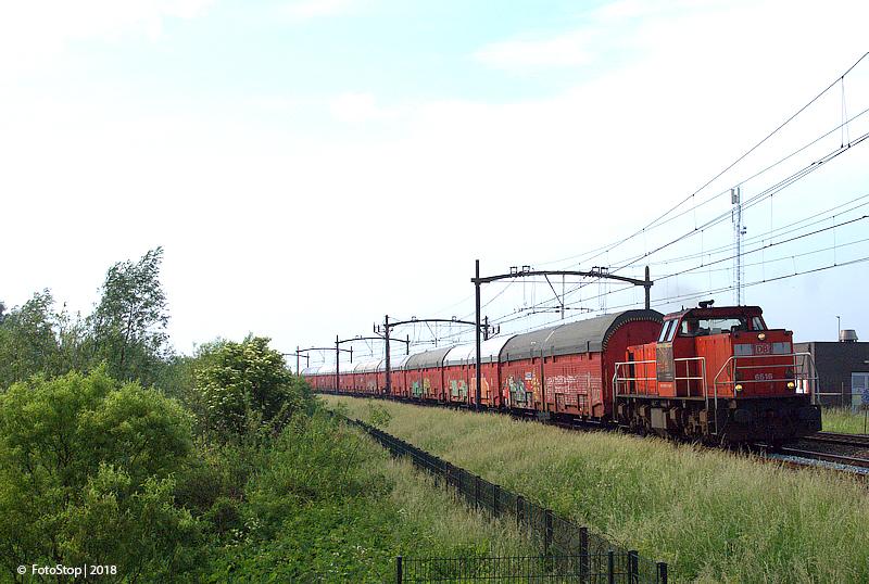 DBC 6516 Willemsdorp 26.05.2018