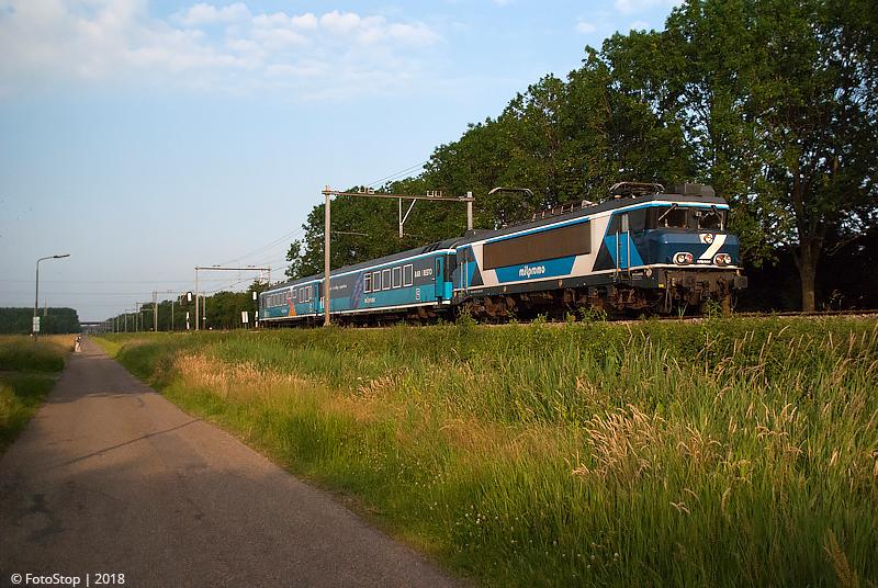 Railpromo 101002 - Dinner Haarlemmerliede 09.06.2018