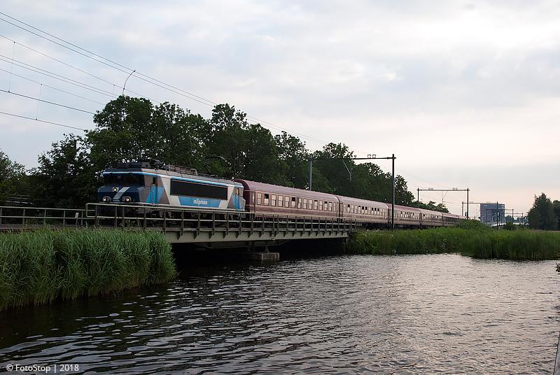 RailPromo 101001 komt met 7 MüllerTour Haarlemerliede 09.06.2018
