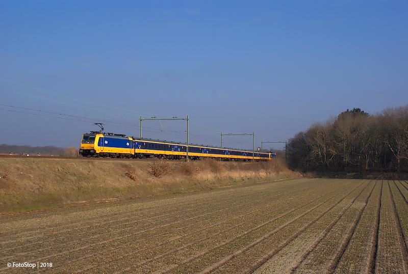 NSR E.186.013 Hillegom 04.03.2018