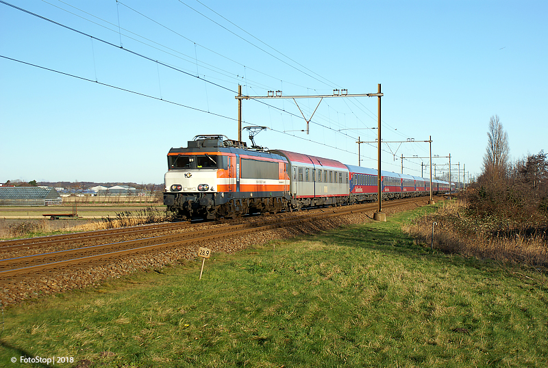 Alpen Express 9901 Hillegom 07.01.18