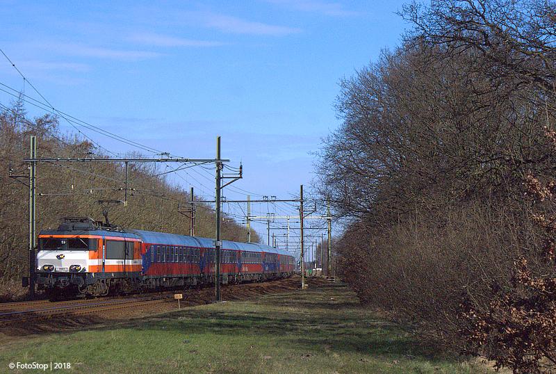 Alpen express 9901 Lisse 25.02.2018