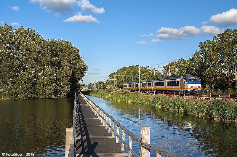SGMm - 2981 - trein 5479 - Haarlemerliede 11.08.2018