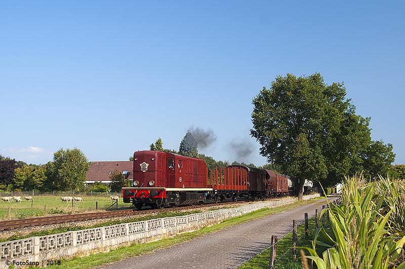 EX NSR - 2459 - Buurtgoederen Lieren 02.09.2018