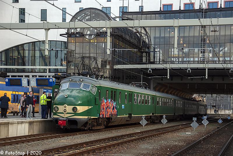Mat.54 - 766 - 18-01-2020 - Heerlen - Zuid Limburg Express