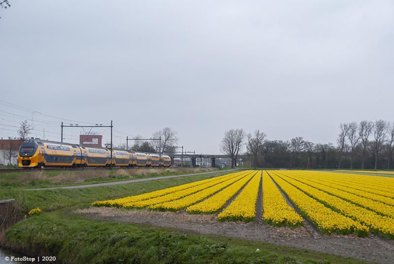 NS VIRM - 8670 - tr 2220 Sassenheim 15.03.2020